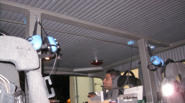 lancaster antenna installation